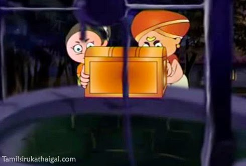 Tenali Raman and The Two Thieves Story 4