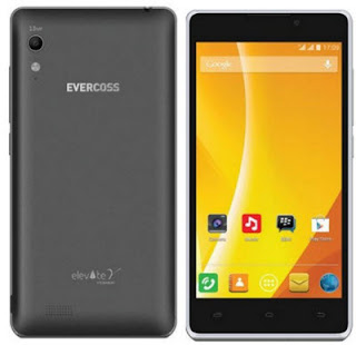 Evercoss Elevate Y Power hp android baterai besar