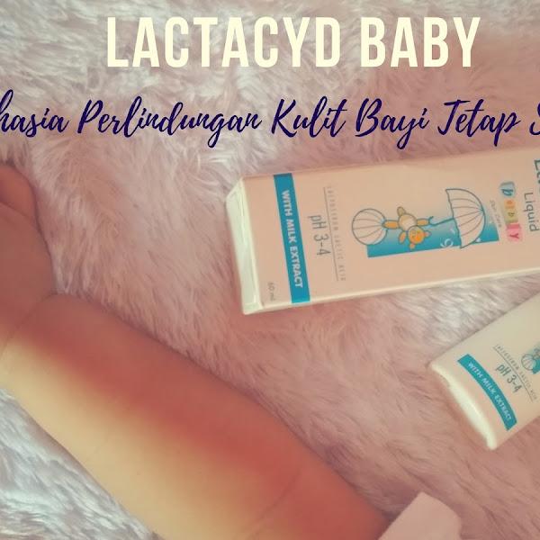 Lactacyd Baby, Rahasia Perlindungan Kulit Bayi Tetap Sehat