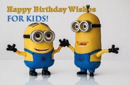 Happy bday kids