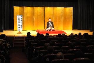 三遊亭楽春の健康落語講演会「笑いと健康の講演会」