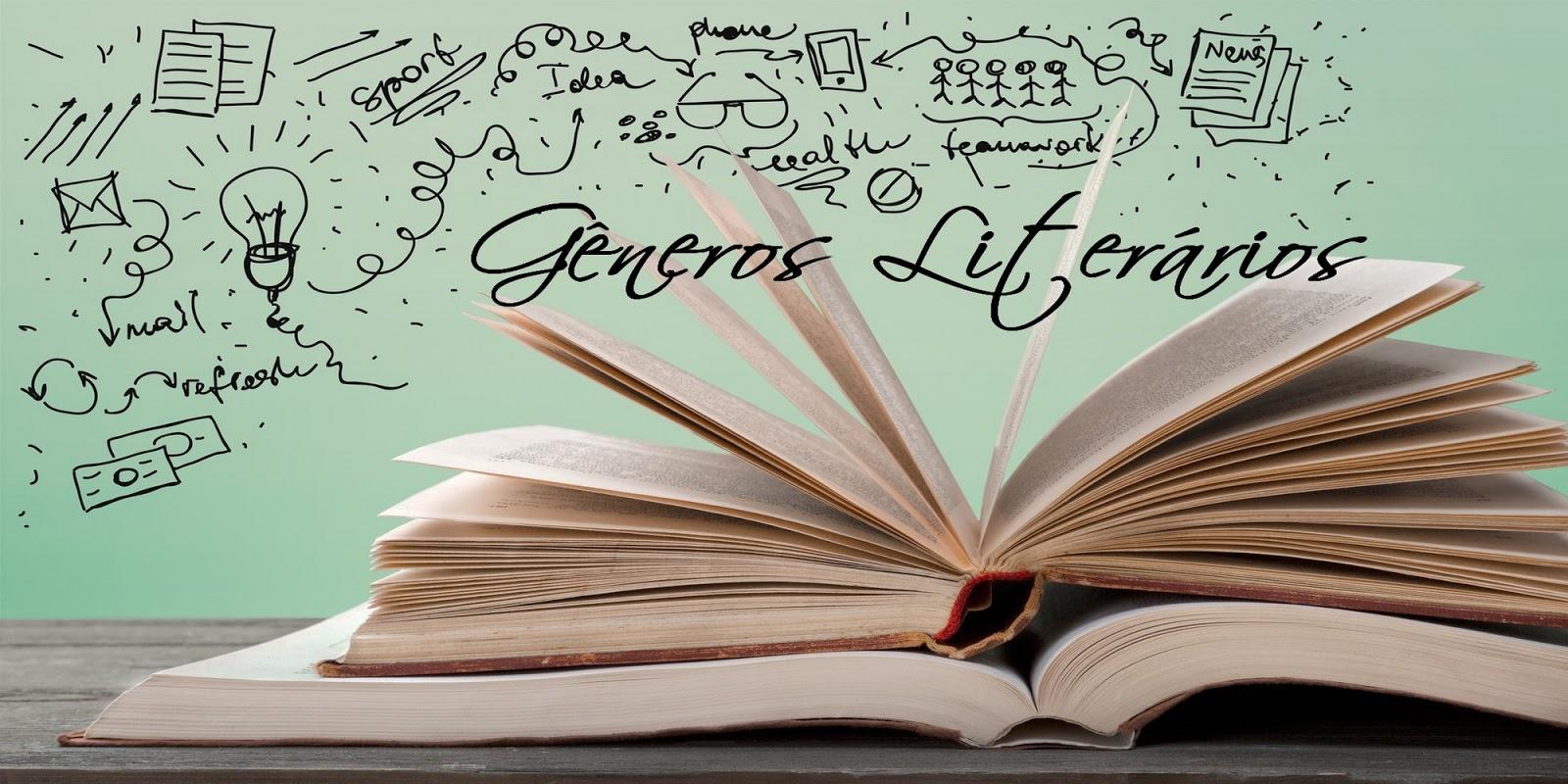 UTILIDADE PÚBLICA - Gêneros Literários