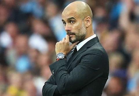 Pep Guardiola là huấn luyện viên xuất sắc người Tây Ban Nha