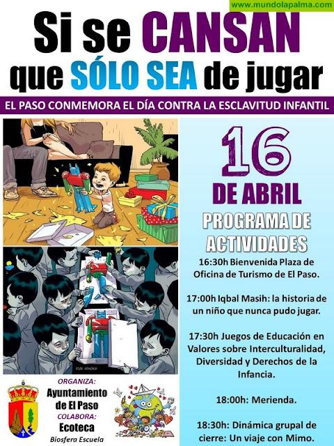 El Paso conmemora el día internacional contra la esclavitud infantil