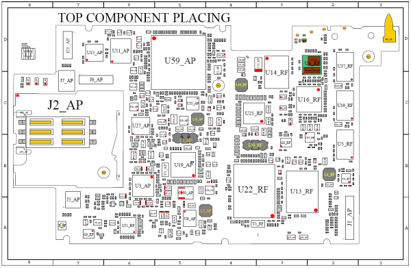 iphone_3g_schematic?resize=600%2C391 iphone 4s full schematic circuit diagram layout with component iPhone 6s Layout at gsmx.co