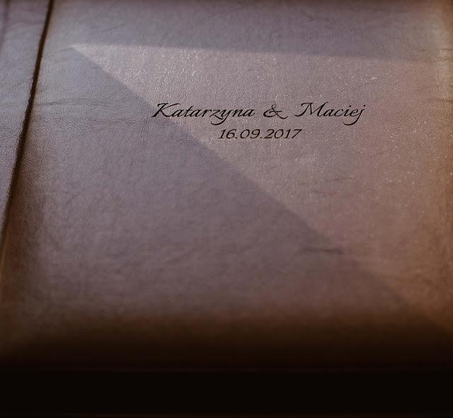 Kasi i Maćka materiał ze ślubu oddany :)