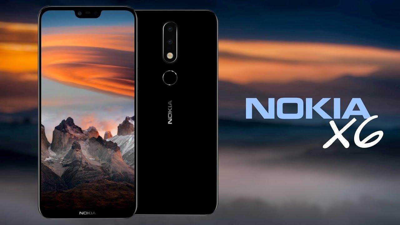 تعرف على هاتف Nokia X6