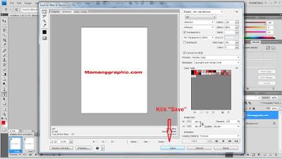 Cara membuat tulisan berkedip dengan Photoshop