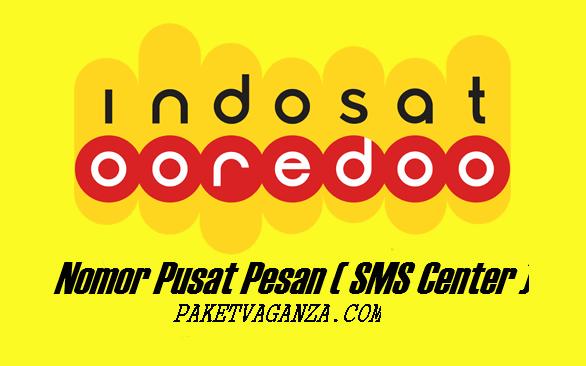 Nomor Pusat Pesan Indosat Ooredoo ( SMS Center ) Terbaru 2019
