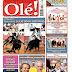 Jornal Olé: Amanhã nas bancas mais uma edição