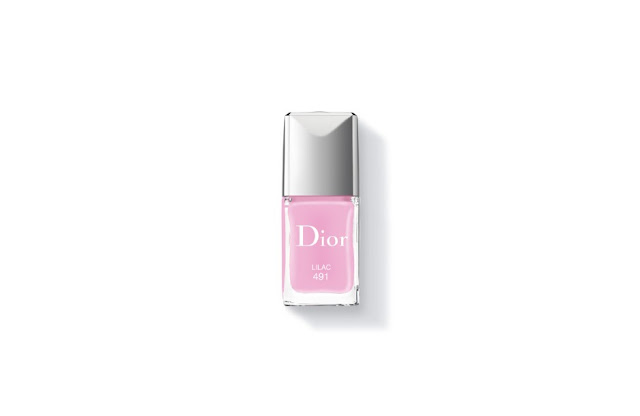 Dior Lilac Nailpolish, Spring 2016 Collection