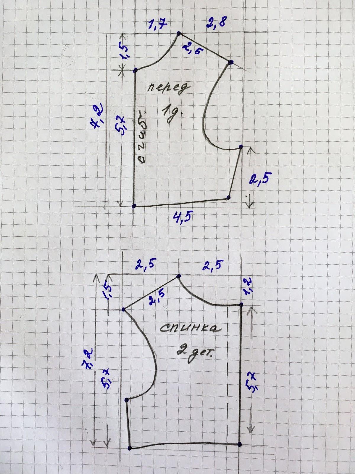 Асимметрия схема спицами
