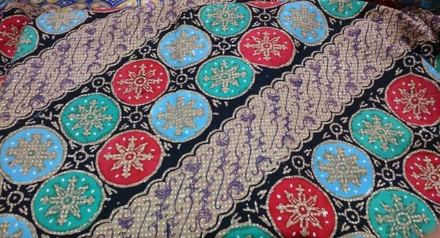 Motik Batik Jlamprang