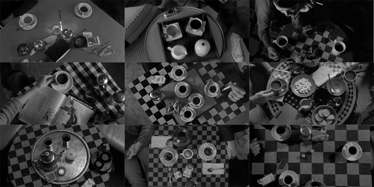 a24d961a20254 Misfortunes of Imaginary Beings: Coffee and Cigarettes (Jim Jarmusch ...