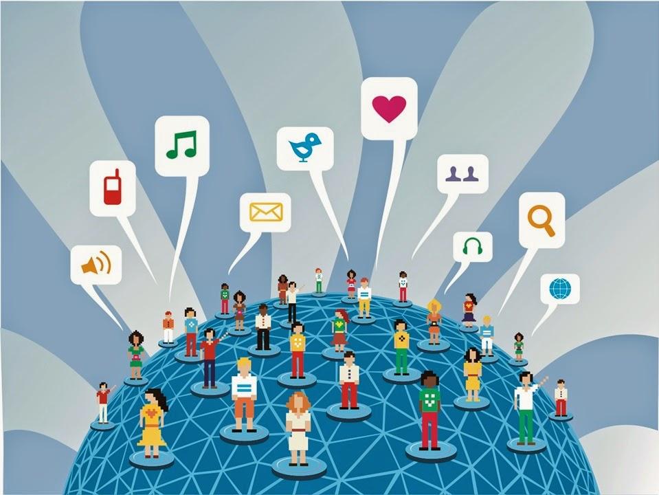 كتاب شبكات التواصل الاجتماعي pdf