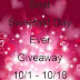 Blogger Opp: Best Sweetest Ever Giveaway