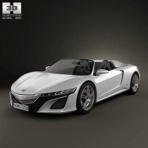 HONDAYES: Honda NSX Roadster Reportedly Confirmed