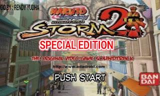Naruto Senki Storm 2 Edisi Spesial by Rendy Apk
