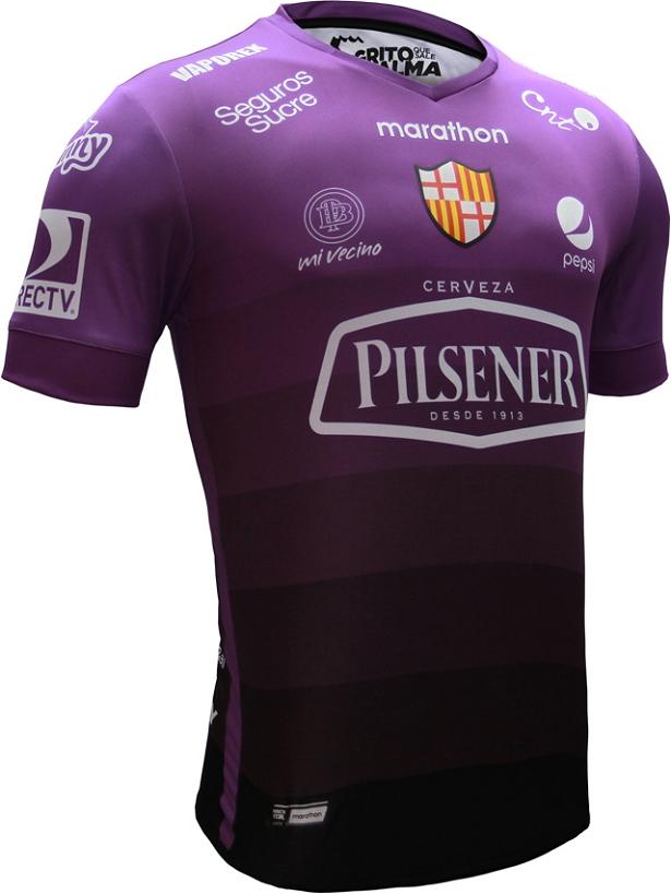 Marathon divulga nova camisa reserva do Barcelona - Show de Camisas 9fa77dba0f350