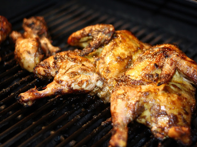 Grilled Jerk Chicken Recipe