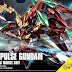 HGBF 1/144 NinPulse Gundam- Release Info, Box art and Official Images