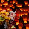 Perayaan Gong Xi Fa Cai Diiringi Dengan Doa Keberuntungan Dari Pertunjukkan Barongsai