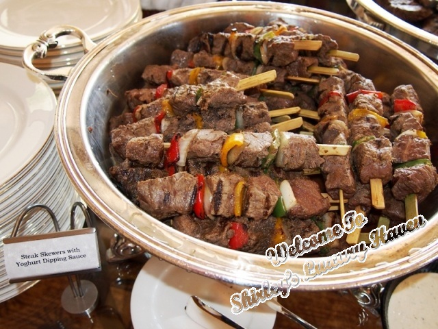 food network asia, neelys, bbq, four seasons, kebab