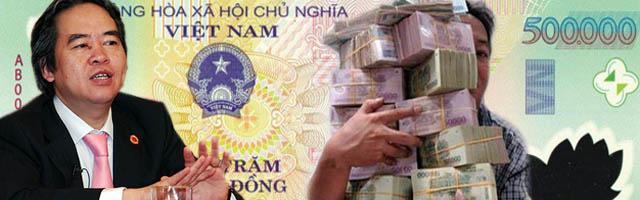 Chất vấn gì với Thống đốc Nguyễn Văn Bình?