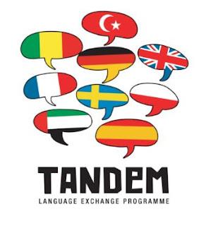 aplikasi belajar bahasa inggris Tandem language exhange