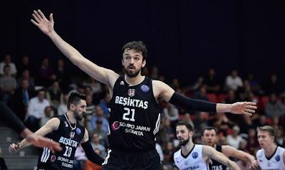 Sertaç Şanlı - Beşiktaş Sompo Japan