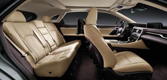 2017 Lexus RX 450h Review