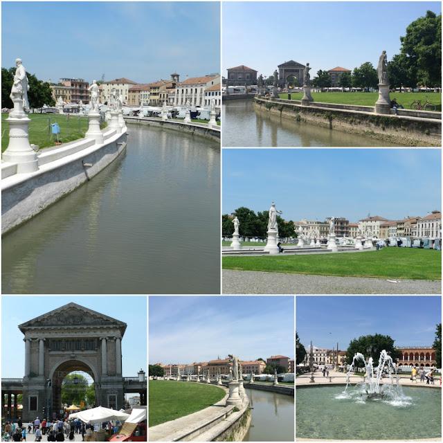 O que fazer em Padova (Pádua) além do Santo Antônio - Prato della Vale