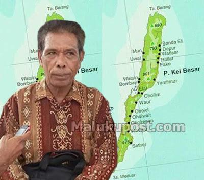 Menanti Pleno Penetapan DOB Kabupaten Kepulauan Kei Besar