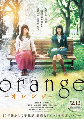 Download Orange (2015) 720p WEB-DL Subtitle Indonesia