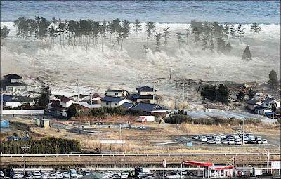 Terremoto y tsunami Japón