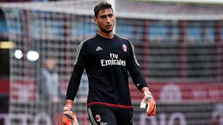 AC Milan Berikan Deadline untuk Donnarumma