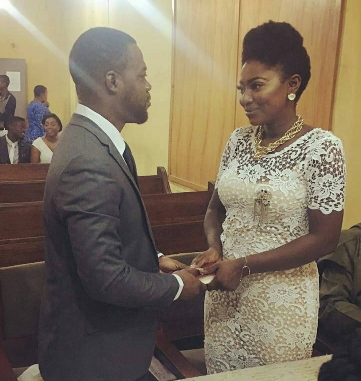 yvonne jegede legal wedding