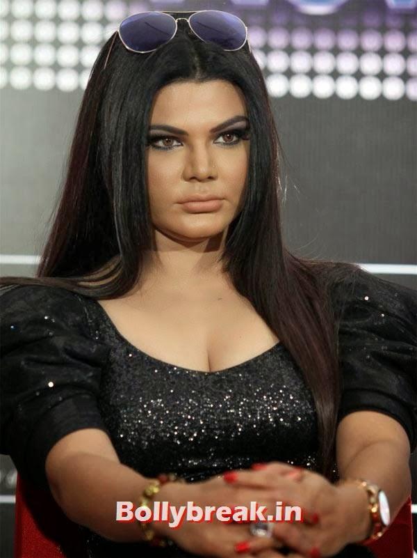 Rakhi Sawant, Bollywood Actresses Lip Surgery Pics - Before & After