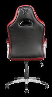 trust gxt 705 sedia rosso 22785