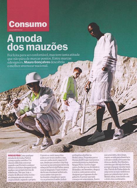 time out lisboa, patrick de pádua, trend me too, ss16, campanha, campaign