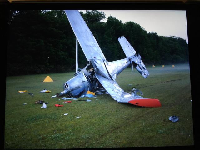 Kathryn's Report: Midair Collision: Extra EA 300LC, N32WR