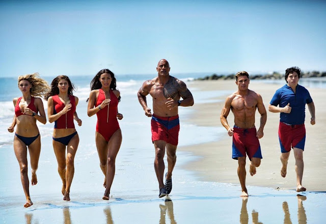 Baywatch: Film Review