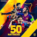 Cetak Hattrick Ke-50, Messi Selamatkan Barcelona dari Kekalahan Kontra Sevilla