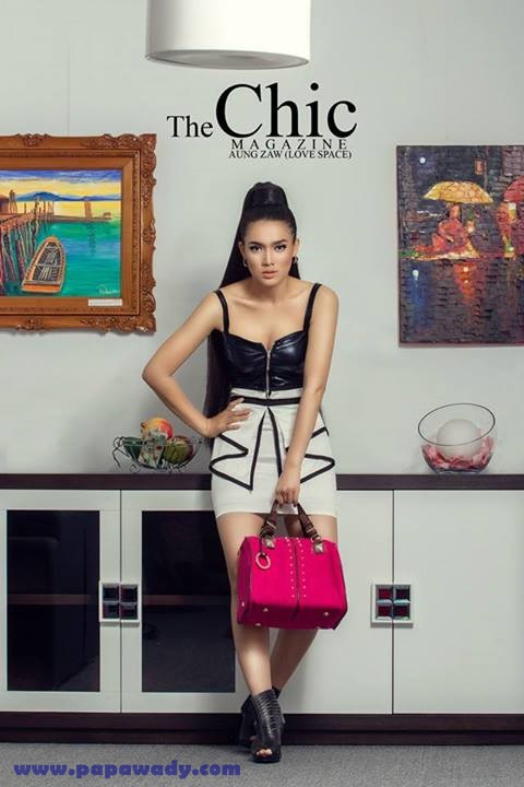Aye Myat Thu - The Chic Magazine