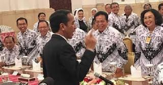 Jokowi Minta Sebagian Dana dari 20 Persen APBN untuk Pendidikan Diinvestasikan