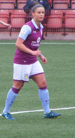 Chloe Jones Aston Villa