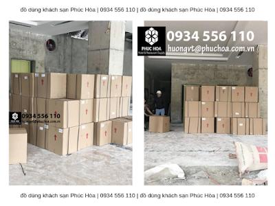 Dự án cung cấp minibar - tủ mát khách sạn tại Nghệ An