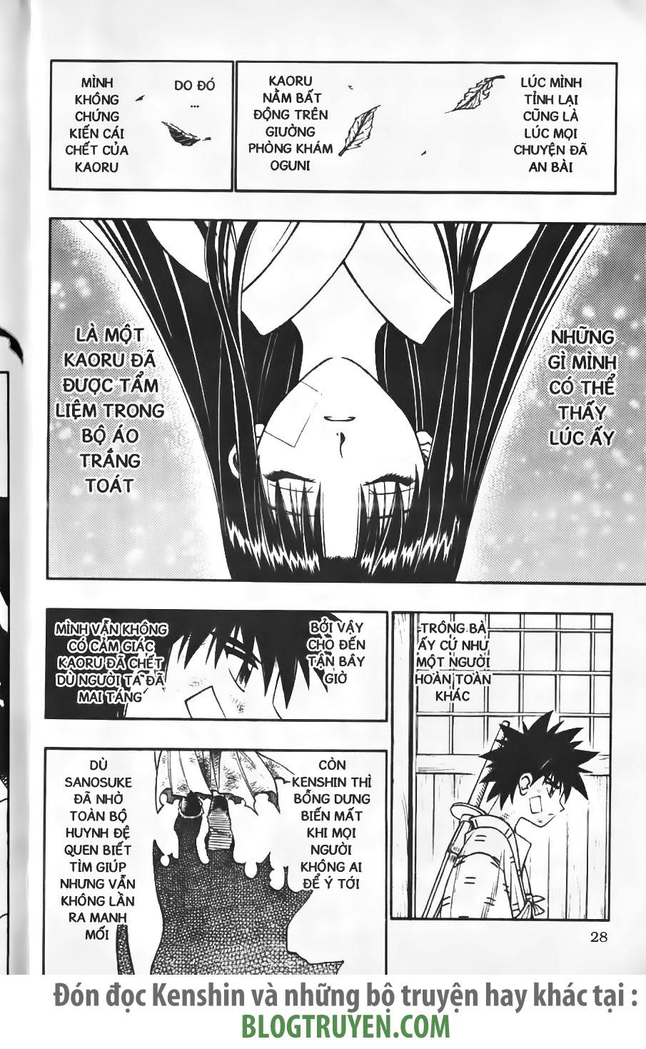 Rurouni Kenshin chap 208 trang 6