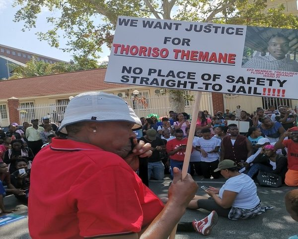 Themane Foundation unhappy about 2000 bail