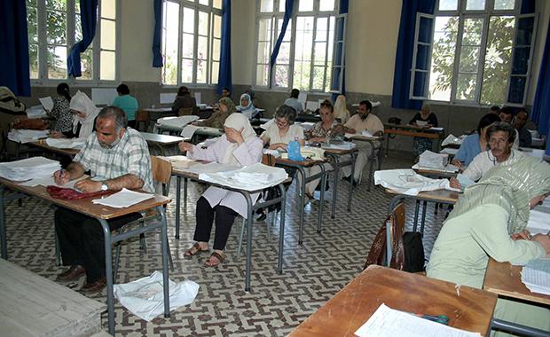 مسابقة توظيف في قطاع التربية تخص الطورين المتوسط والثانوي